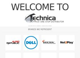 Technica.com.cy thumbnail