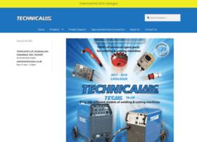 Technicalarc.co.uk thumbnail