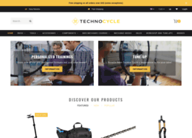 Technocycle.ca thumbnail