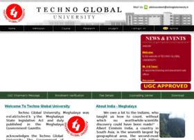 Technoglobaluniversity.in thumbnail