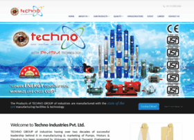 Technoindustries.co.in thumbnail