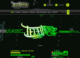 Technoise.com.br thumbnail