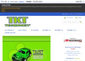 technokit.it at WI. Technokit Home | Technokit