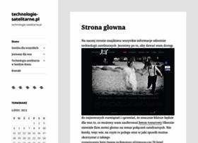 Technologie-satelitarne.pl thumbnail