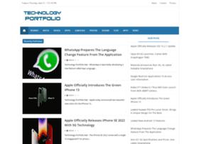 Technology-portfolio.net thumbnail