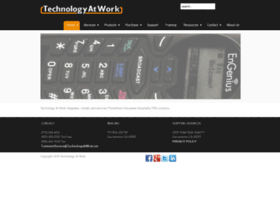 Technologyatwork.net thumbnail