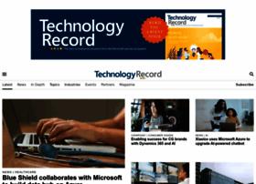 Technologyrecord.com thumbnail