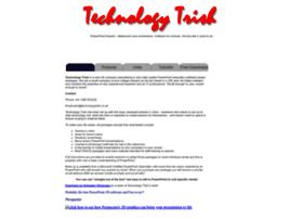 Technologytrish.co.uk thumbnail