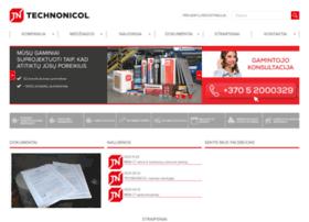 Technonicol.lt thumbnail