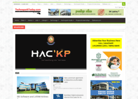 Technoparktoday.com thumbnail