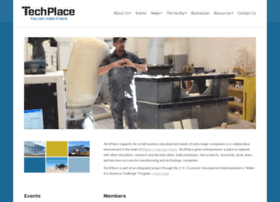 Techplacemaine.us thumbnail