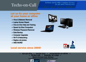 Techs-on-call.biz thumbnail