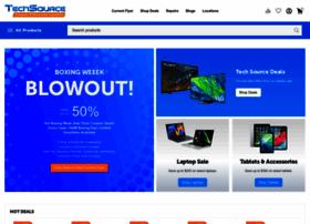 Techsourcecanada.ca thumbnail