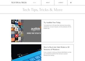 Techtipsandtricks.online thumbnail