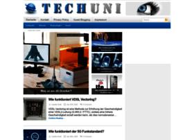 Techuni.de thumbnail