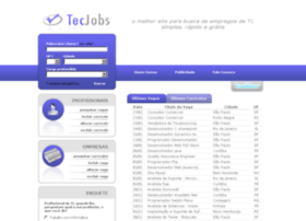 Tecjobs.com.br thumbnail