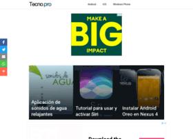 Tecno-pro.net thumbnail
