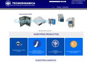 Tecnodinamica.com.pe thumbnail