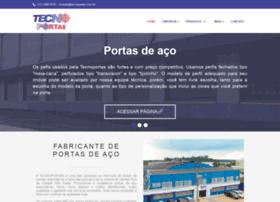 Tecnoportas.ind.br thumbnail