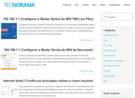 Tecnorama.com.br thumbnail
