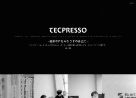 Tecpresso.co.jp thumbnail