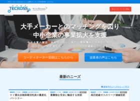 Tecross.jp thumbnail