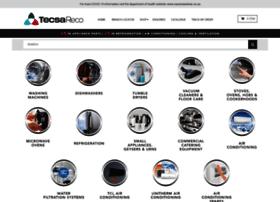 Tecsareco.co.za thumbnail