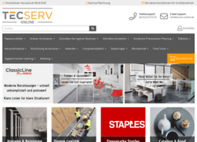 Tecserv-online.de thumbnail