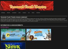 Tecumsehyouththeatre.net thumbnail