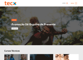 Tecx.com.br thumbnail