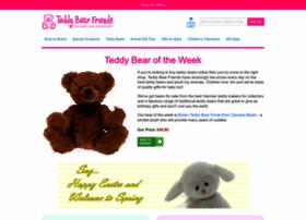 Teddybearfriends.co.uk thumbnail