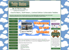 Teddystation.co.uk thumbnail