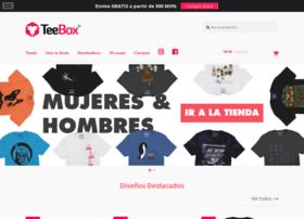 Teebox.mx thumbnail