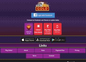 Teenpattigold.com thumbnail