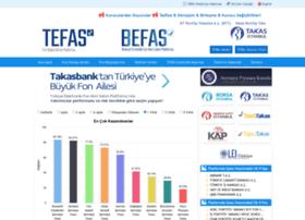 Tefas.gov.tr thumbnail