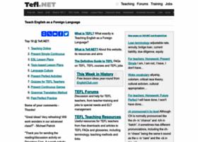 Tefl.net thumbnail