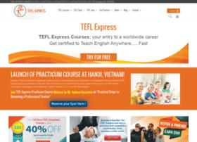 Teflexpress.co.uk thumbnail