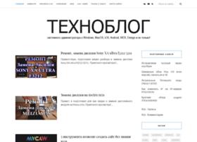 Tehnoberry.ru thumbnail