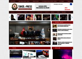 Tehsil-press.az thumbnail