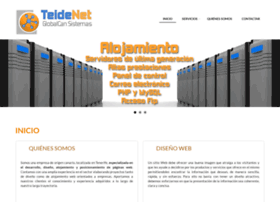 Teide.net thumbnail