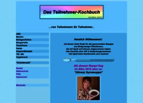 Teilnehmer-kochbuch.de thumbnail