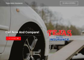 Tejasautoinsurance.org thumbnail