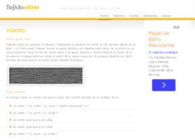 Tejidonline.com.ar thumbnail