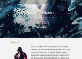 Tekken7apk.mobi thumbnail