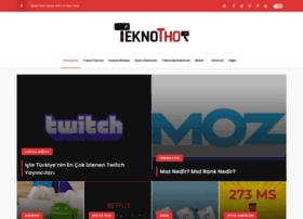 Teknothor.com thumbnail