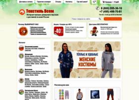Tekstil-vsem.ru thumbnail