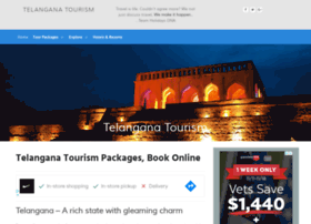 Telanganatourism.org.in thumbnail
