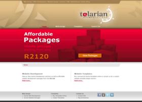 Telarian.co.za thumbnail