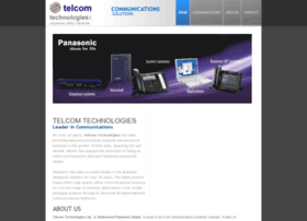 Telcomtechnologies.com thumbnail