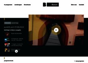 Telebasel.ch thumbnail